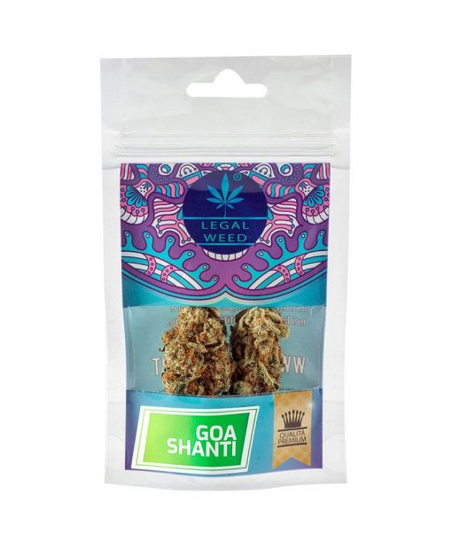 GOA-SHANTI legalweed erba light