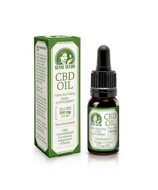 Oil CBD Weedly.it