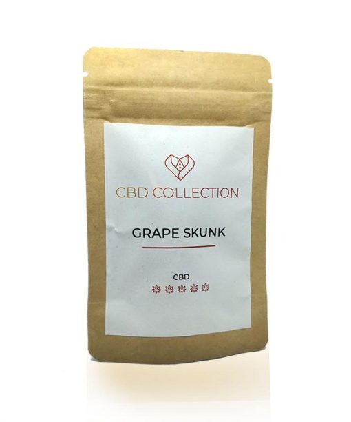 grapeskunk cbd collection cannabis legale