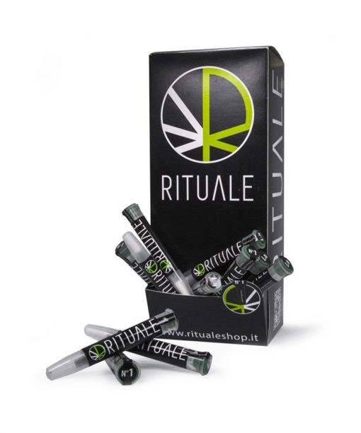dispenser rituale cannabis legale