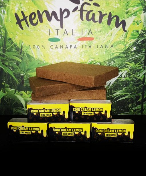 coni cream lemon hemp farm italia 2