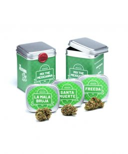 the mexicanna pack cannabis light